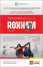 Affiche du film Roxham